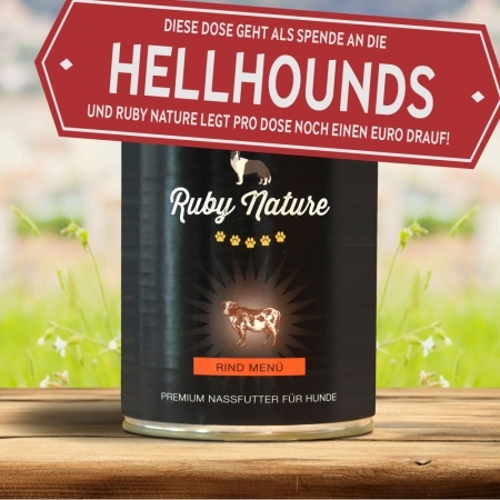 Spendendose Hellhounds